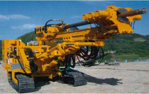 クローラータイプRPD-150C(鉱研工業)
